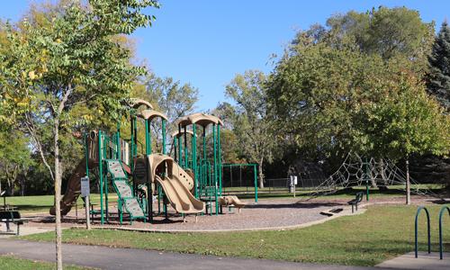 Hanrahan Park playground