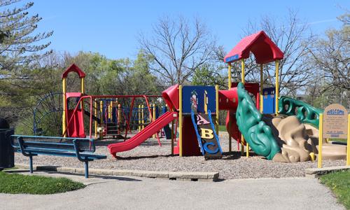 Leo Leathers playground