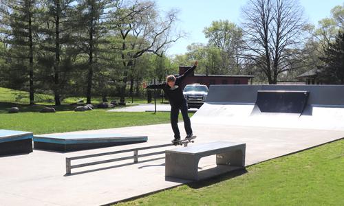 Lions Field Skatepark