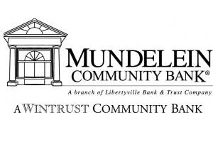Mundelein Community Bank sponsor logo
