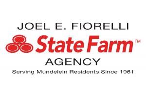Joel E. Fiorelli State Farm sponsor logo