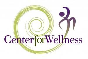 Center for Wellness sponsor logo