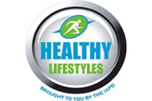Healthy Lifestyles Parks logo