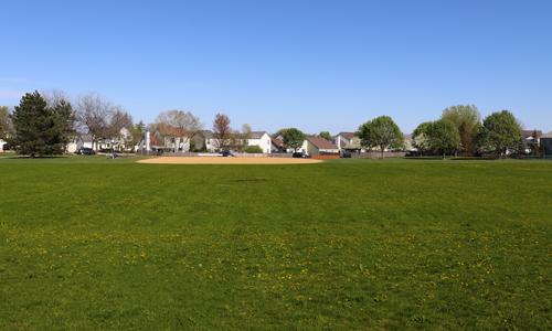 Scott Brown Park ball field