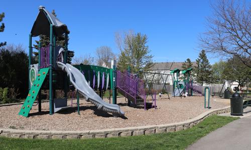 Scott Brown Park Playground