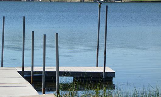 Diamond Lake Boat Launch