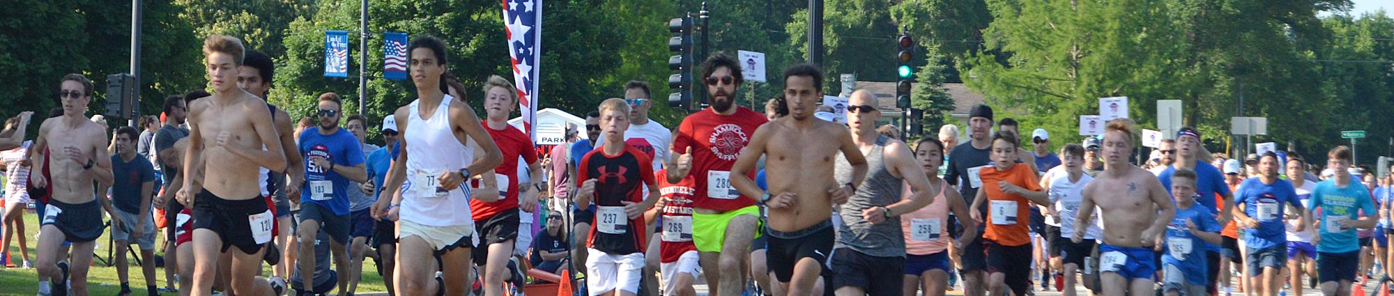 Photo of Freedom Classic runners