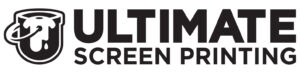 ultimate screen printing logo